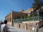Святилище жены имама Хуссейна. Очень почитаемое место