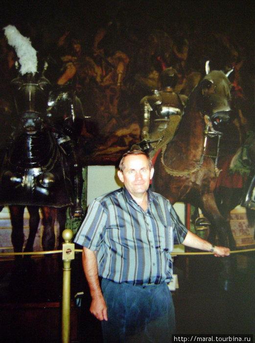 Рыцарский зал является одним из самых посещаемых залов Эрмитажа. Я трижды посещал Эрмитаж — и столько же раз Рыцарский зал