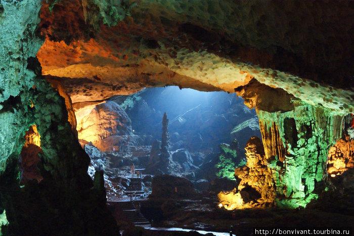 Пещера удивления