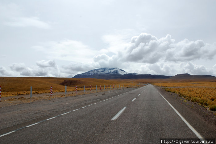 Дорога на Боливию