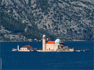 Остров Госпа од Шкрпела