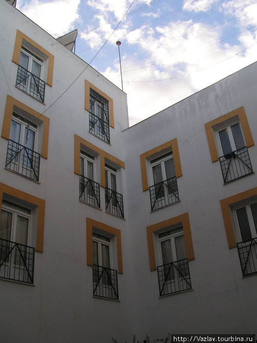 Окна в окна