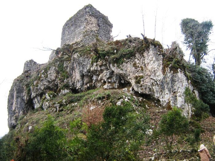 Неприступая крепость
