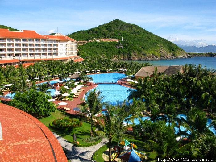 Отель Vinpearl Resort& Sp
