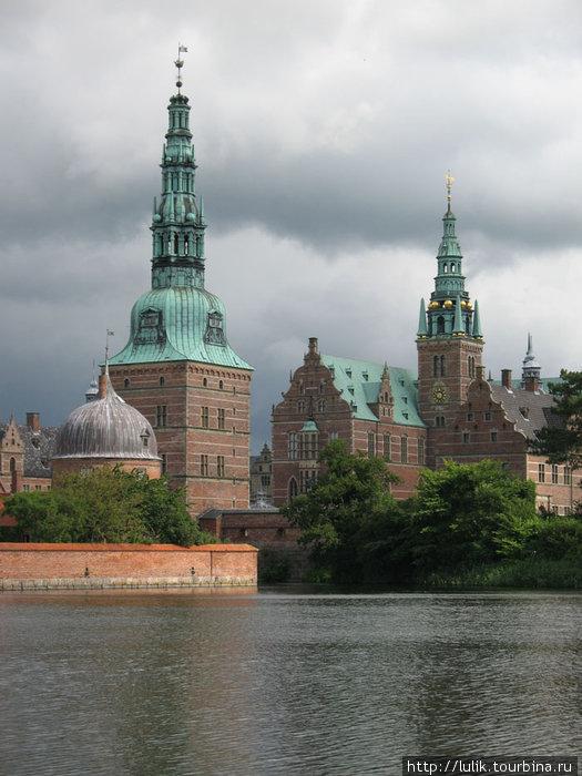 Фредериксборг — сказка наяву Хиллерёд, Дания