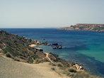 Море справа от перешейка