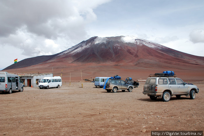 На боливийской границе