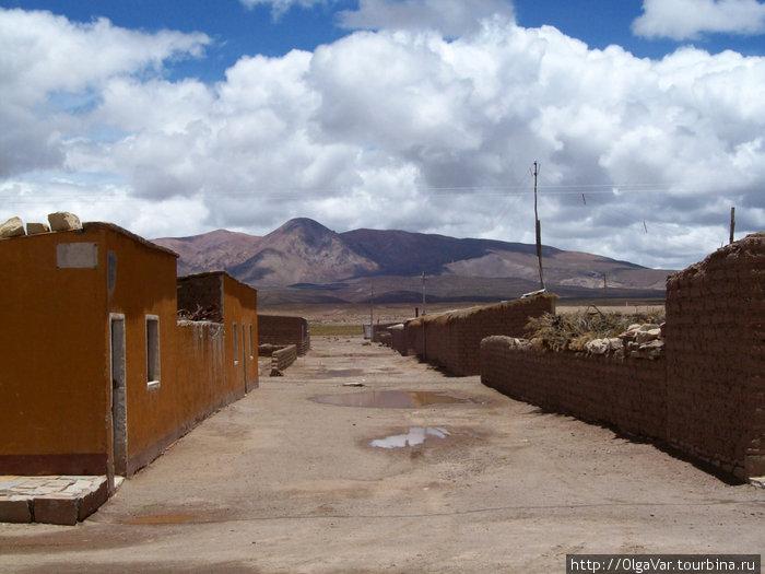 Хатум-Пукара — спальные районы