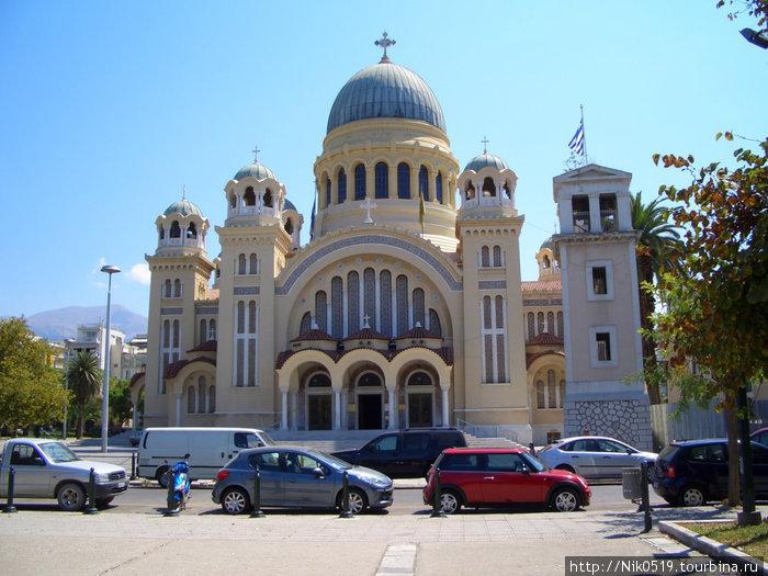 Патра - город Апостола Андрея. Патры, Греция