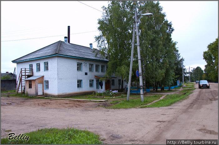 Гостиница в Боговарово