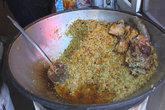 Главное блюдо Узбекистана- плов. Плов можно приготовить по разному- насчитывается более ста рецептов.