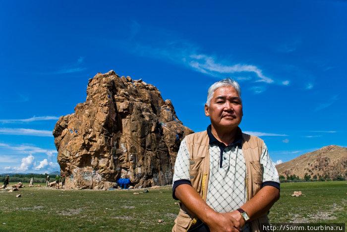 Дядюшка Хурц и священный камень тайхар