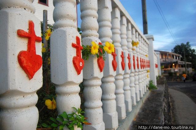 Забор Неиафу, Тонга