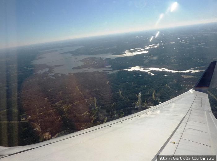 Как все же красива Земля сверху!