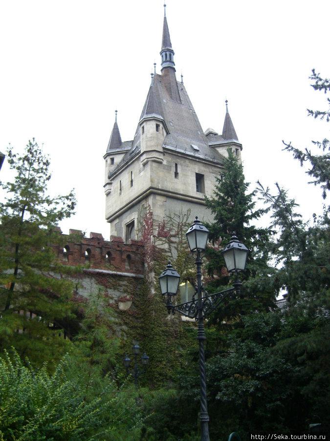 Крепость Вандахуняд
