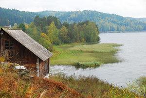 Самая северная часть Ладожского озера.