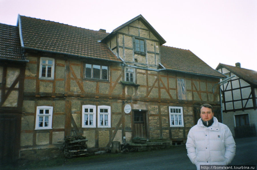 Дом Белоснежки