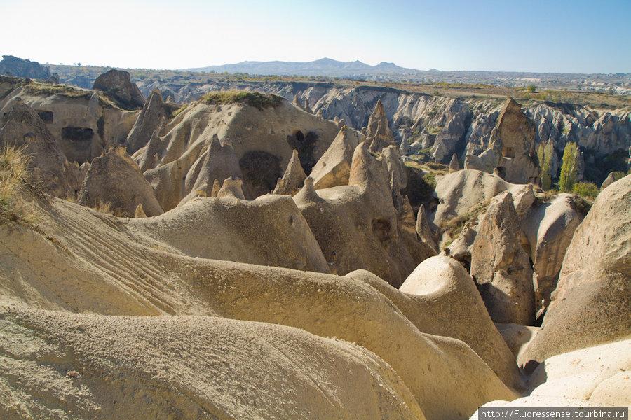 Долины Каппадокии — это л