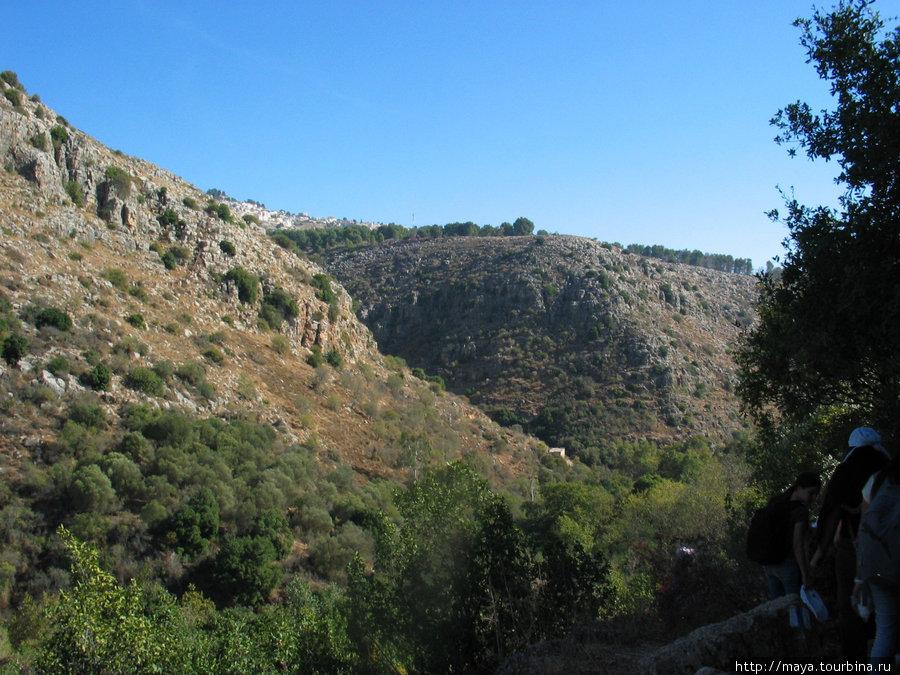 Галилейские горы