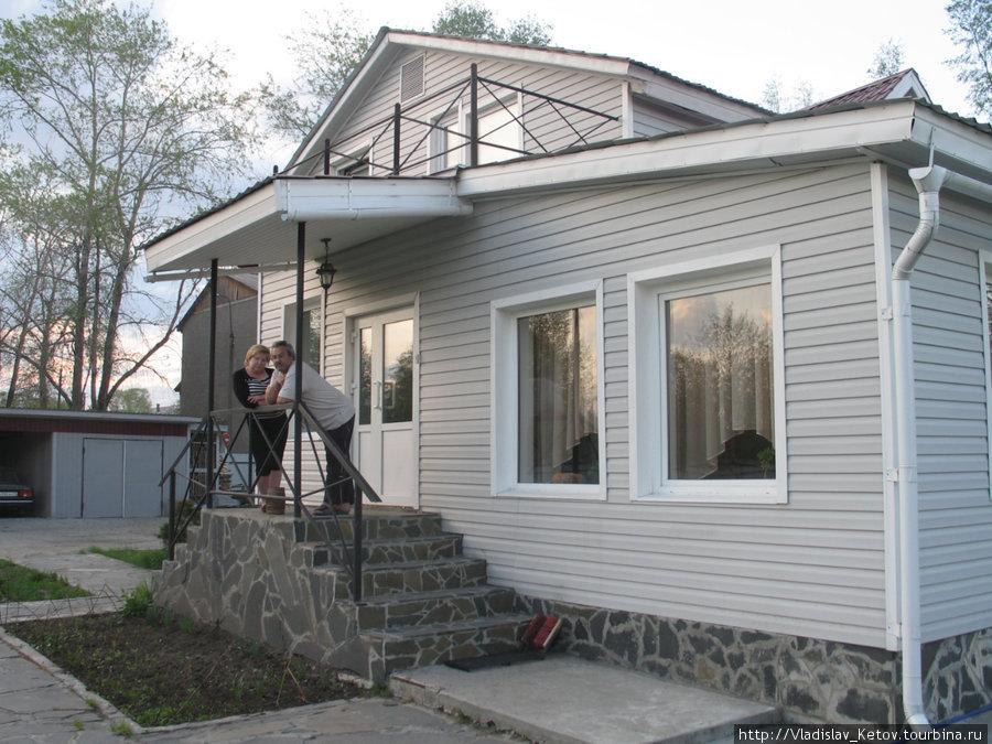 Гостевой дом «Белые ночи» и его хозяева