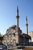 Мечеть Улу Джами на центральной площади Кайсери