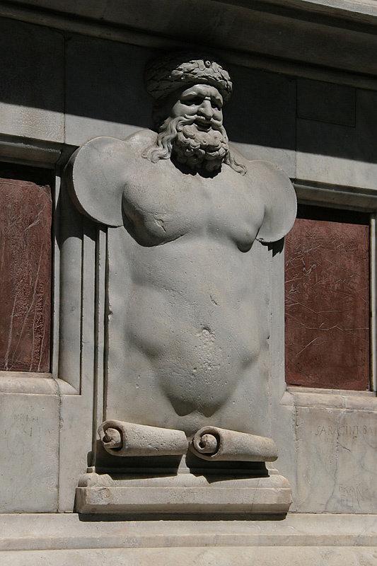 Не у каждого древнеримского мужика был стальной пресс
