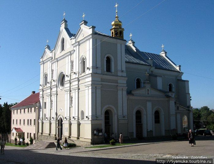 Свято-Троицкий Кафедральный собор.