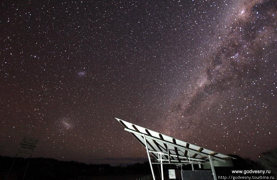 Небо Австралии