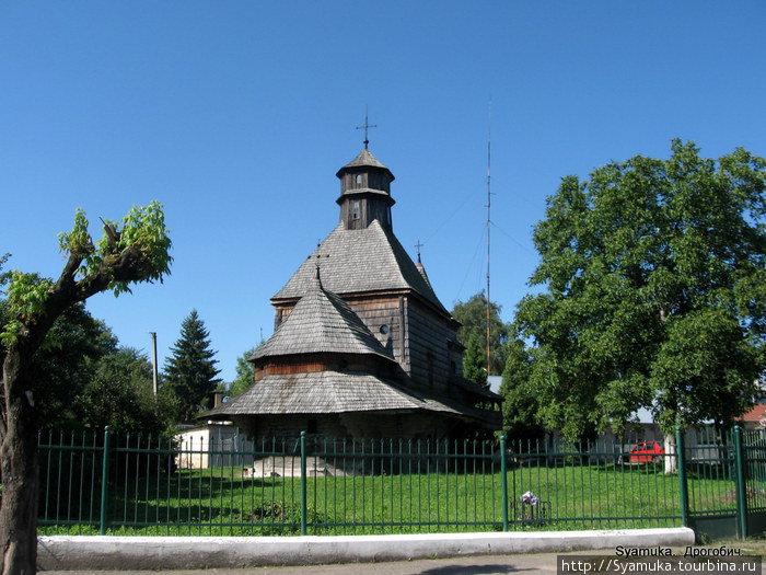 Храм Воздвижения Честного Креста культовое сооружение, XVI в.