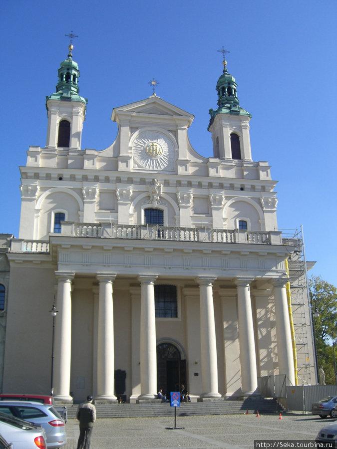 Люблинский aрхикафедральный собор