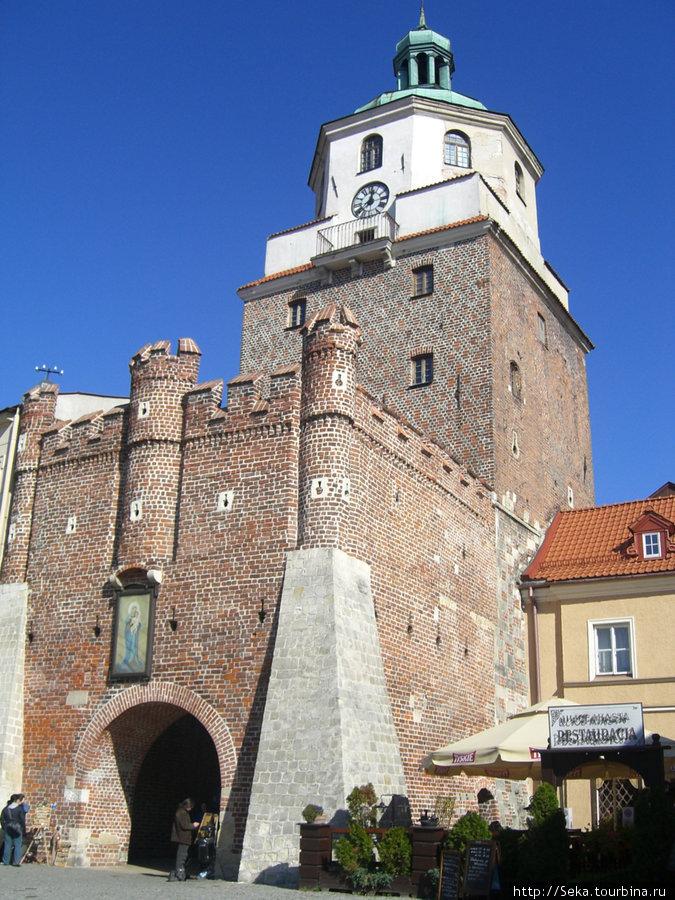Краковские ворота