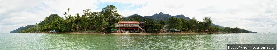 Хат Сай Као (или White Sand Beach)
