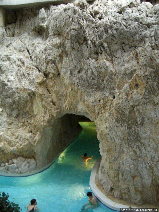 Пещеры в купальнях