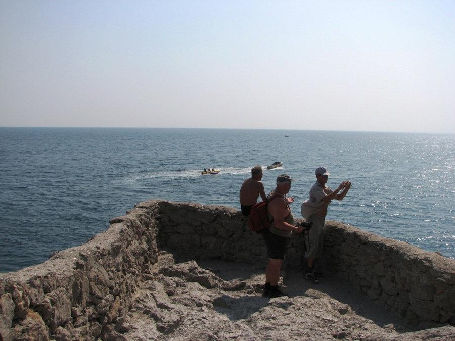 Мыс скалы Хоба-Каи