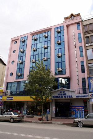 Отель в Токате