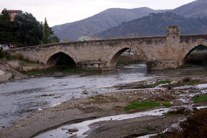 Арочный мост в Токате