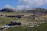 Руины в Хаттуше