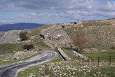 Дорога для туристов по руинам Хаттуши