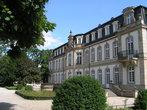 Один из фасадов дворца