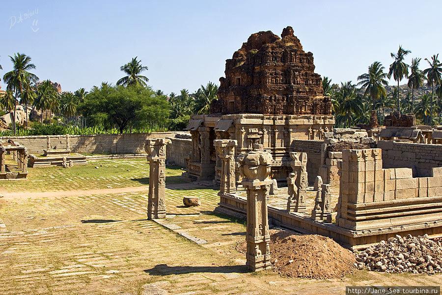 храм Ачьюта Райи