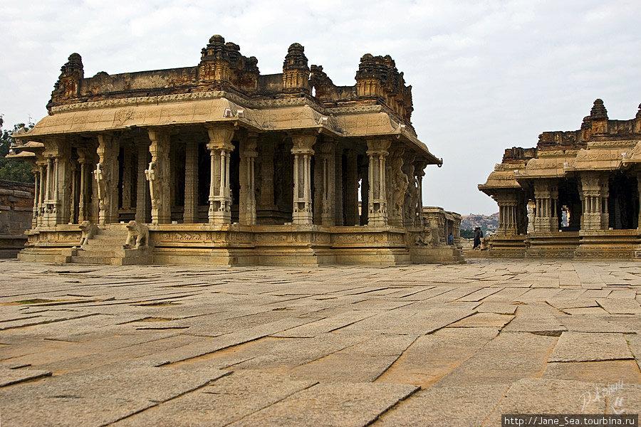 храм Виджайя Виталы
