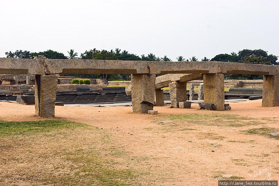 каменный водопровод
