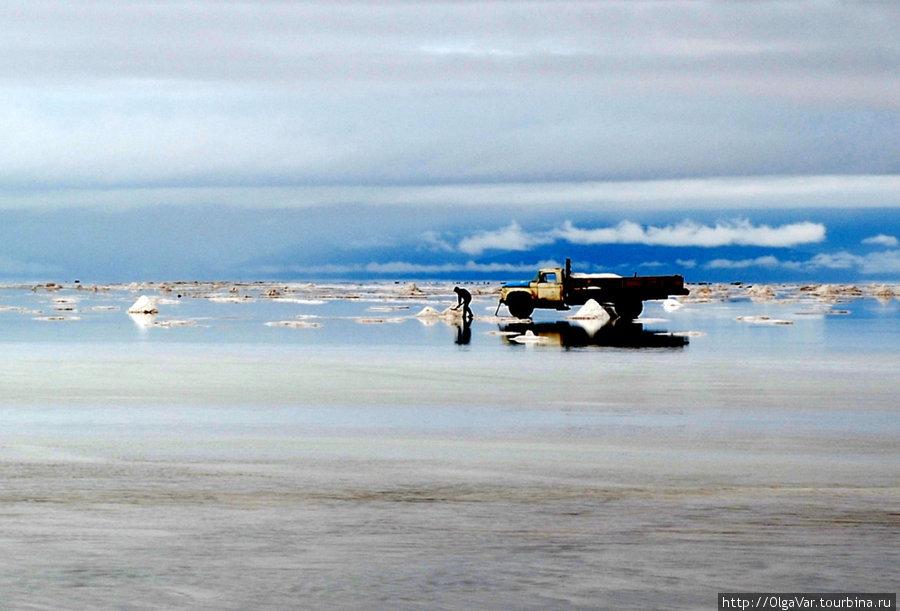 Когда весь мир вверх ногами Уюни, Боливия