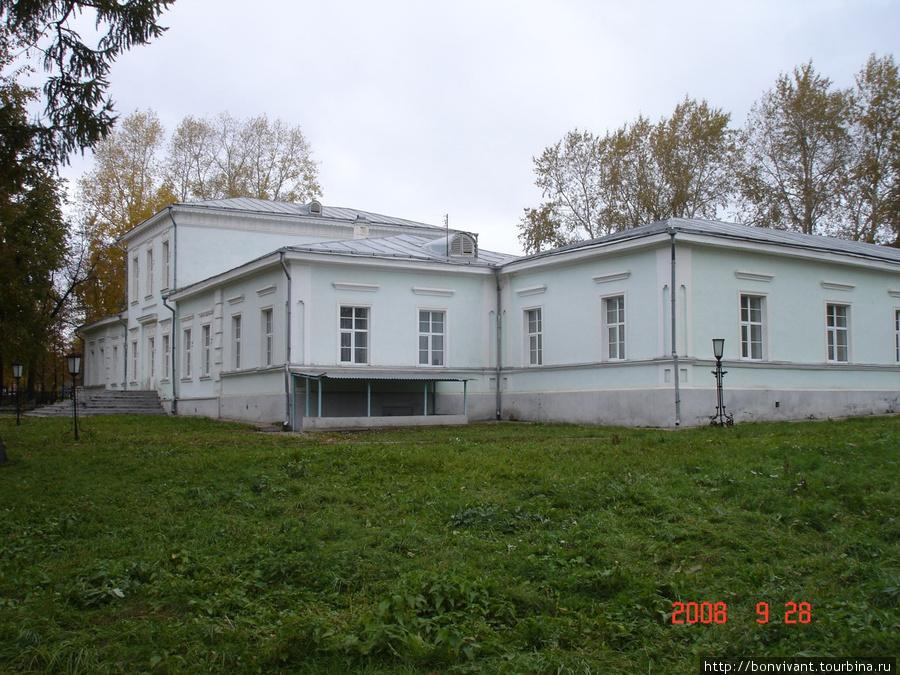 Дом управляющего заводами Ильи Чайковского