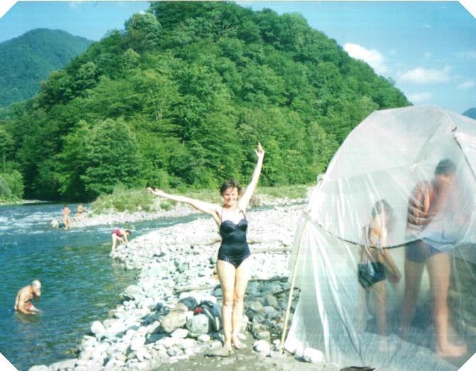 Туристская баня