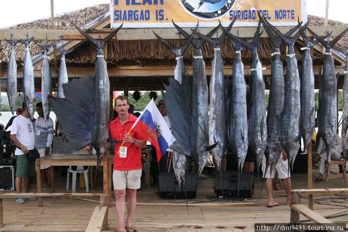 рыбалка на филиппинах