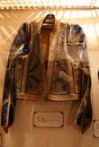 Кожаная куртка - дальний аналог тех, которые сейчас продают на турецких...