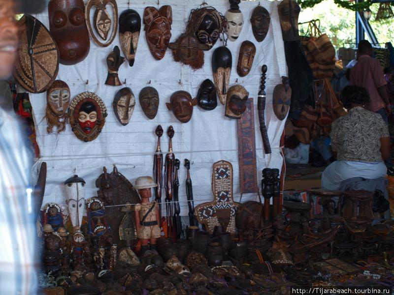 Различные маски — но это вообще не моё, не люблю маски.