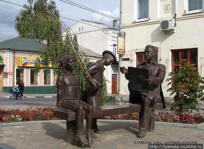 Памятник Н. Жукову.