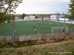 Спортивный комплекс. Футбольное поле.